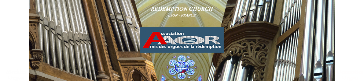 The Friends Association for the Redemption Church Organs
